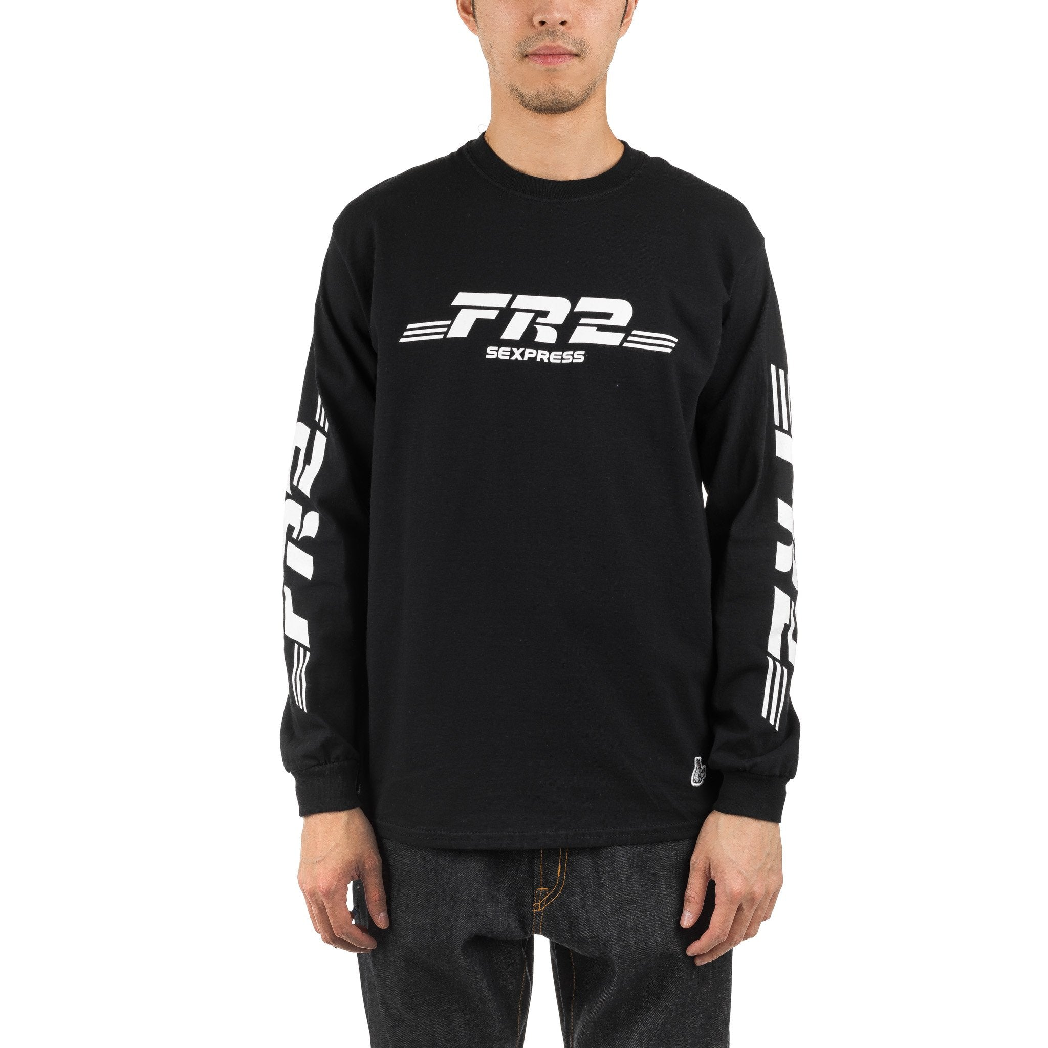 Sexpress LS Tee FRC205 Black