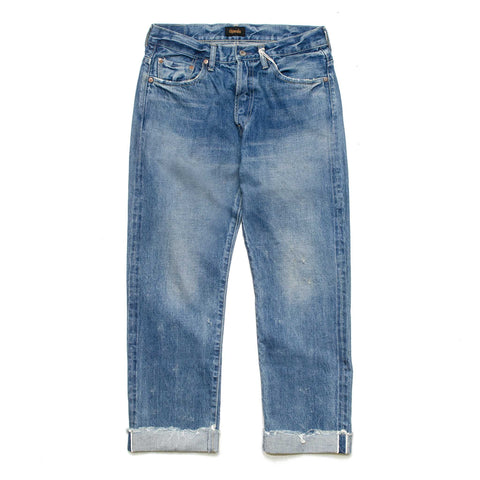 Vintage Light Denim