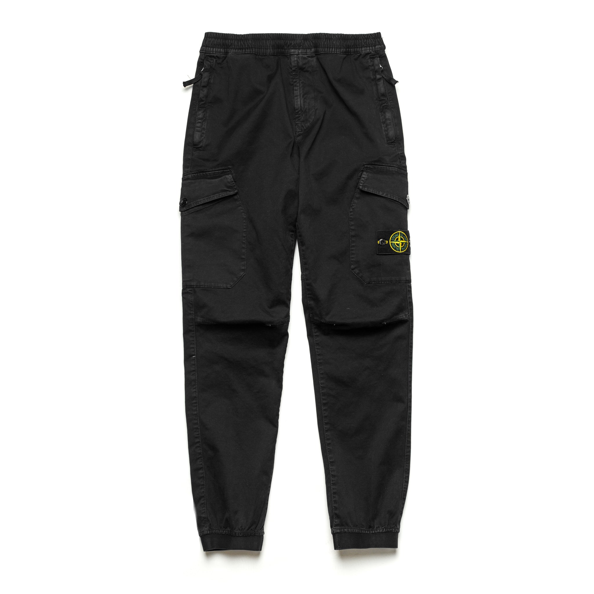 TC + OLD Cargo Cuffed Pants 7315314L1 Black