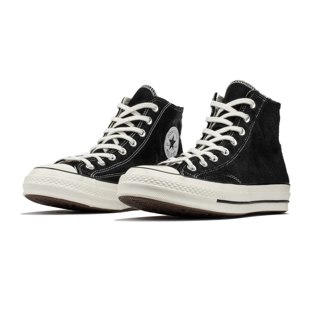 Chuck 70 Hi 164588C Pony Hair Black