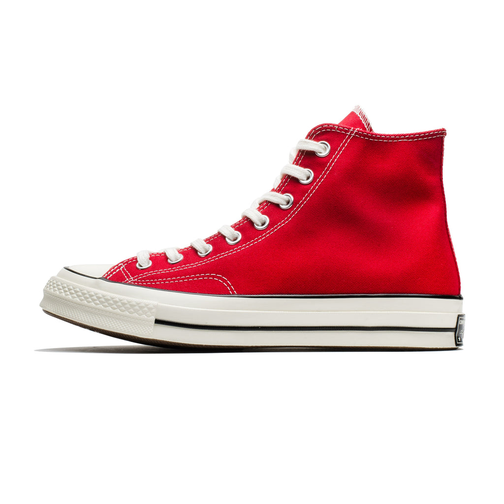 Chuck 70 Hi 164944C Enamel Red/Egret/Black