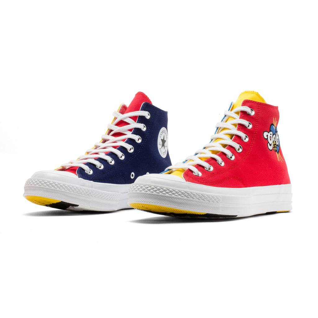 x Golf Wang Chuck 70 HI 169910C Blue
