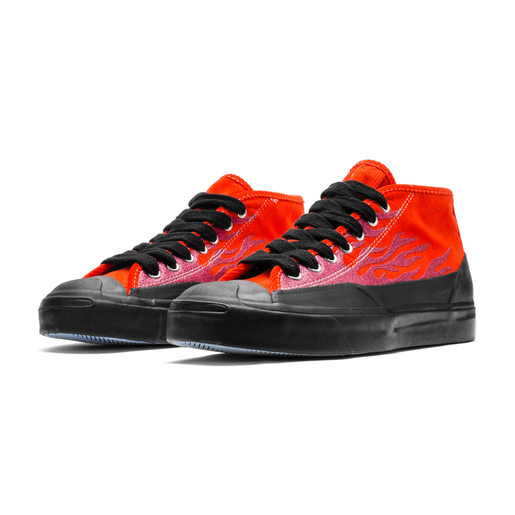 A$AP Nast Jack Purcell Chukka Mid 167378C Cherry Tomato