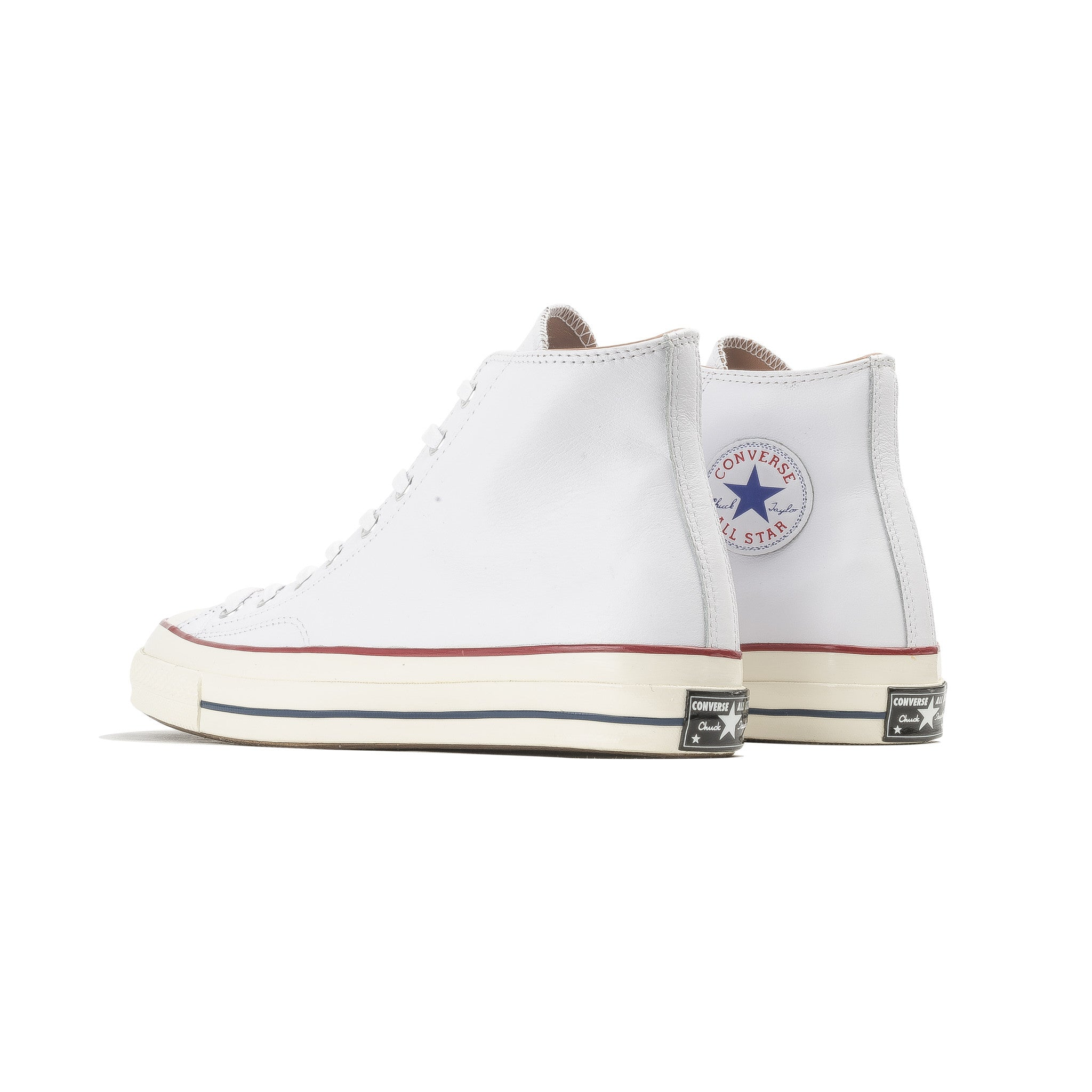 CTAS 70 HI 151154C Leather White