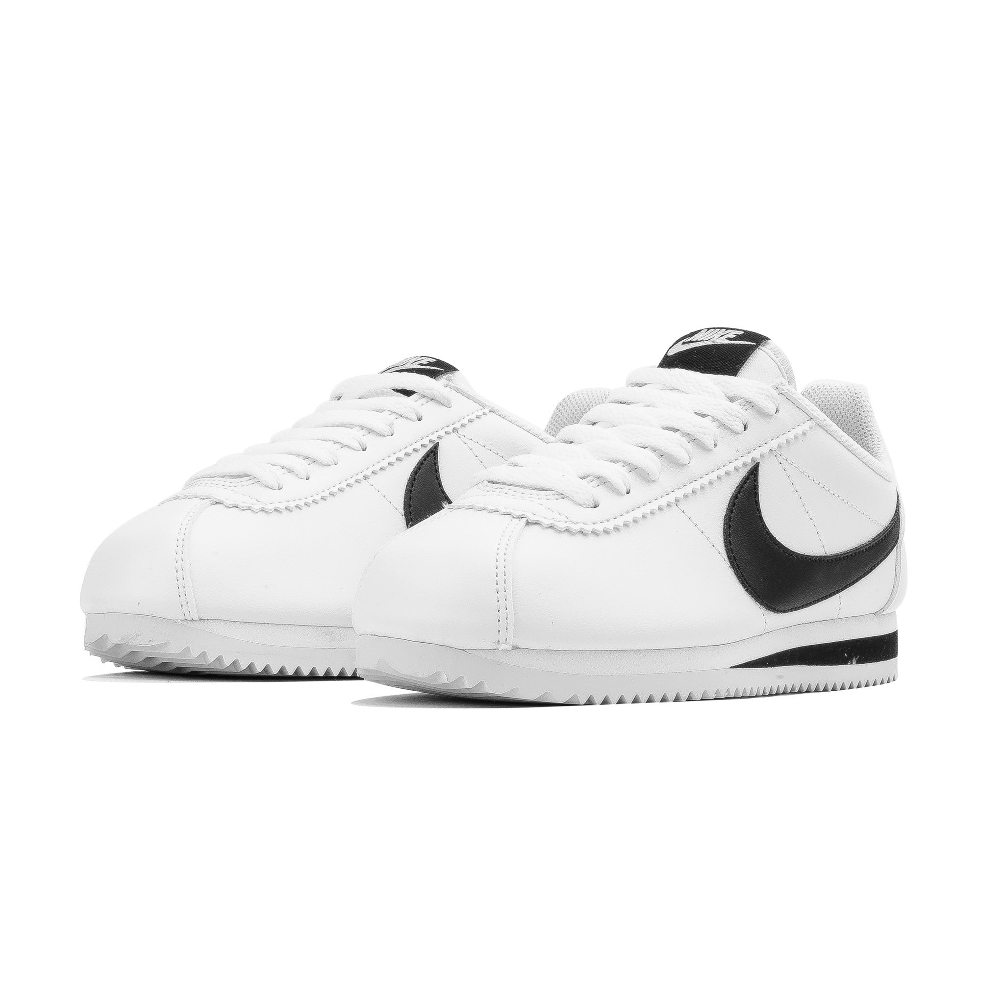 W Classic Cortez Leather 807471-101 White
