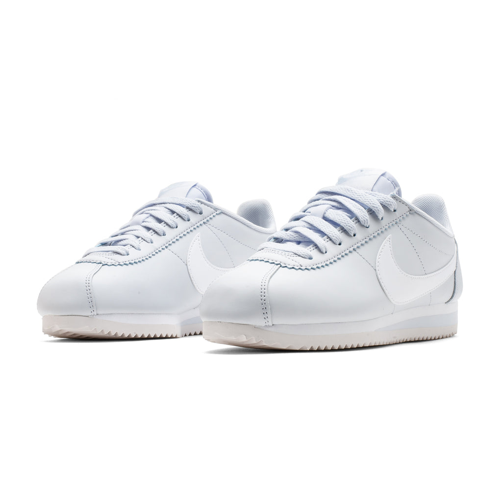 WMNS Classic Cortez Leather 807471-023 Grey
