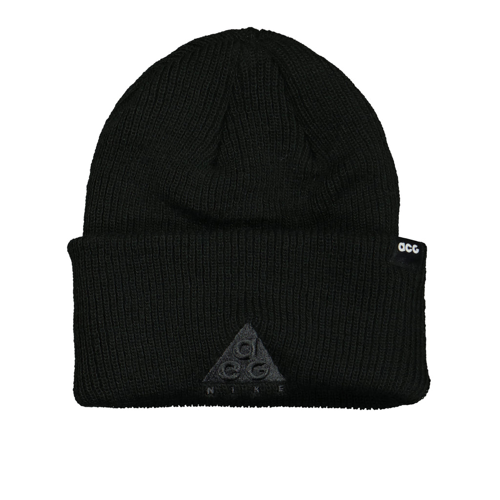 ACG Small Logo Beanie CT8414-010 Black