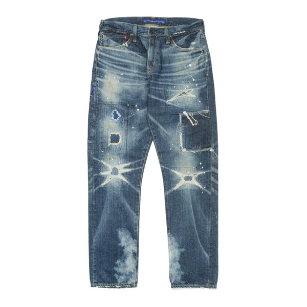 5Yrs Wide Straight Denim 1059