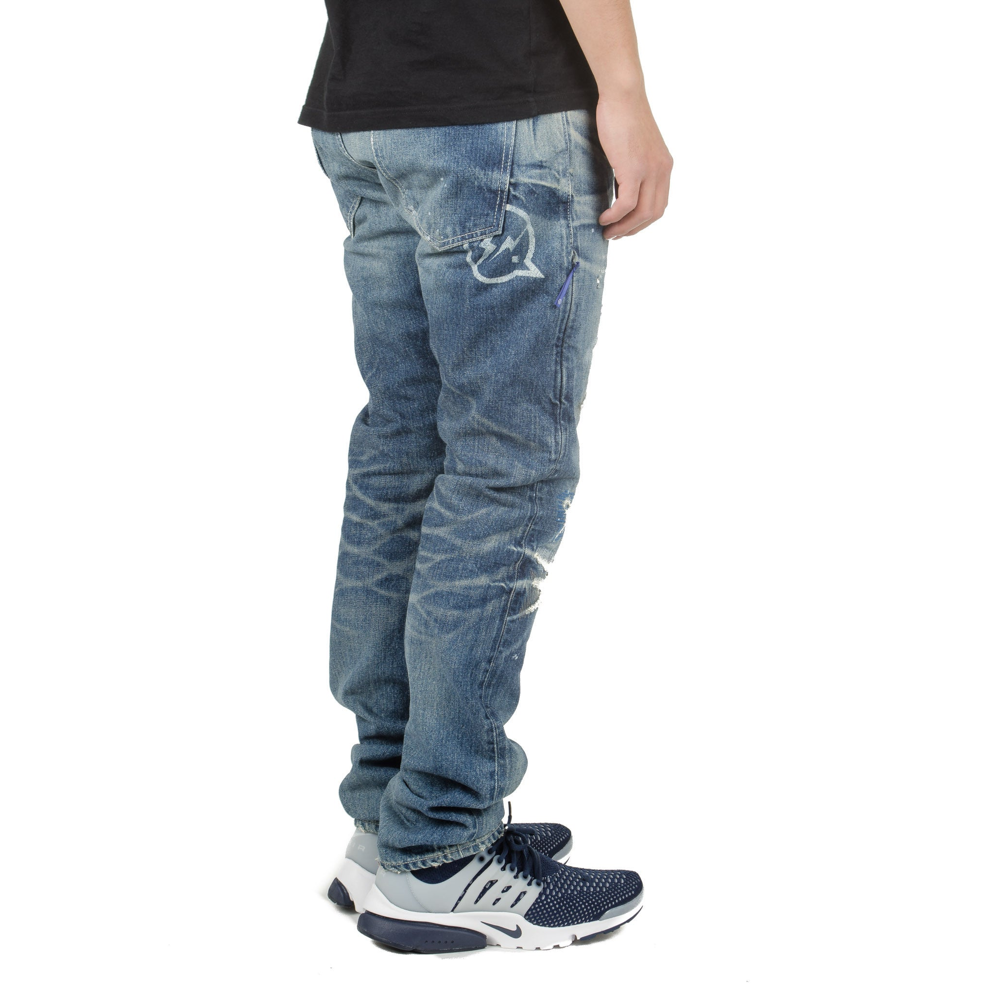 5Yr Regular Straight Denim 2049