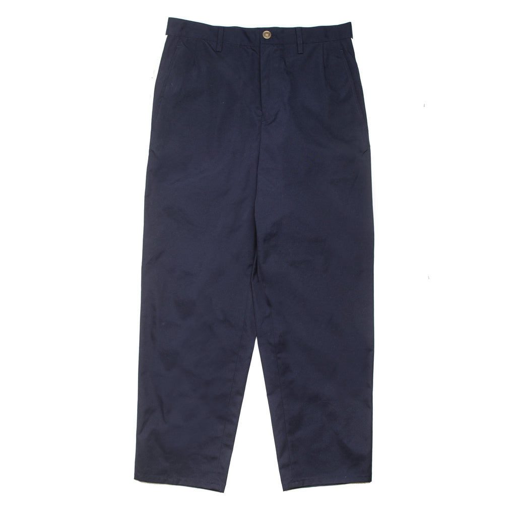 Side Piping Pants DWROA081Y Navy