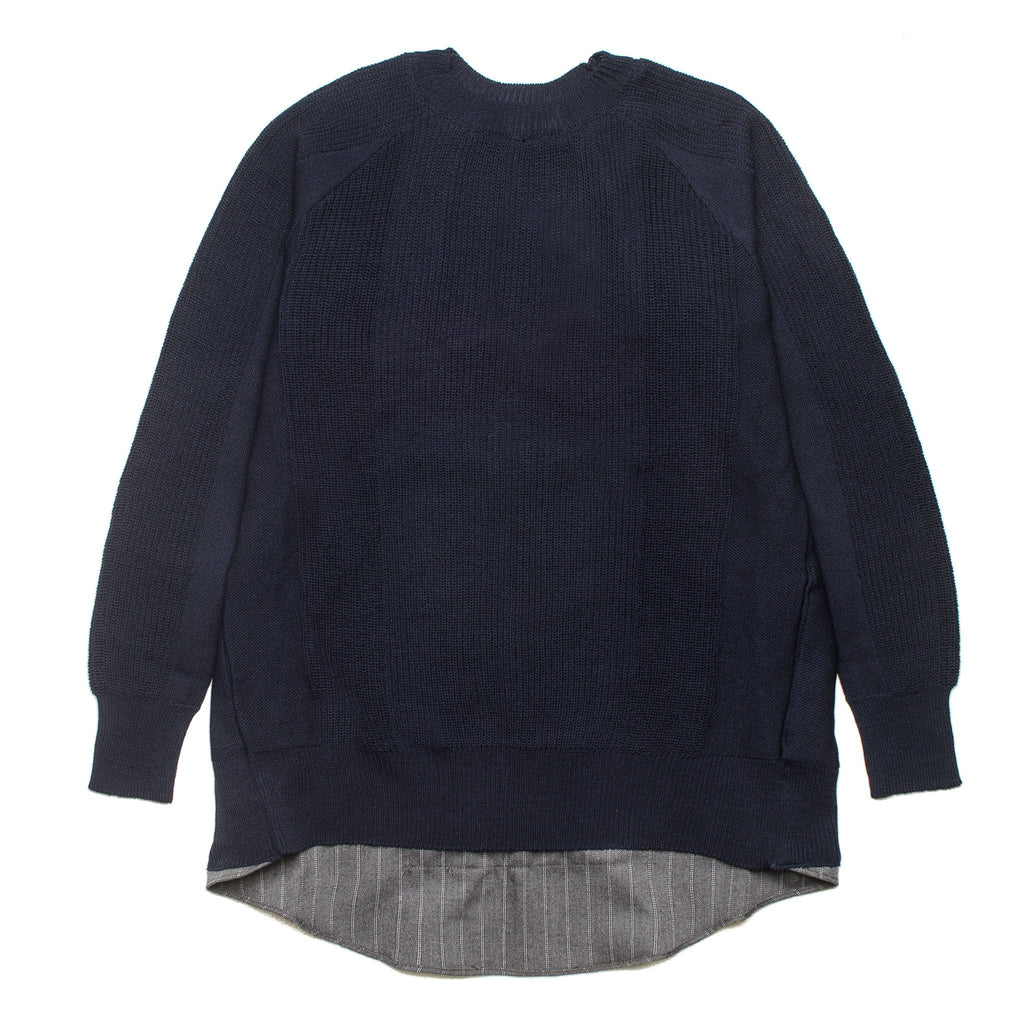 Switch Sweater DWROB041 Navy