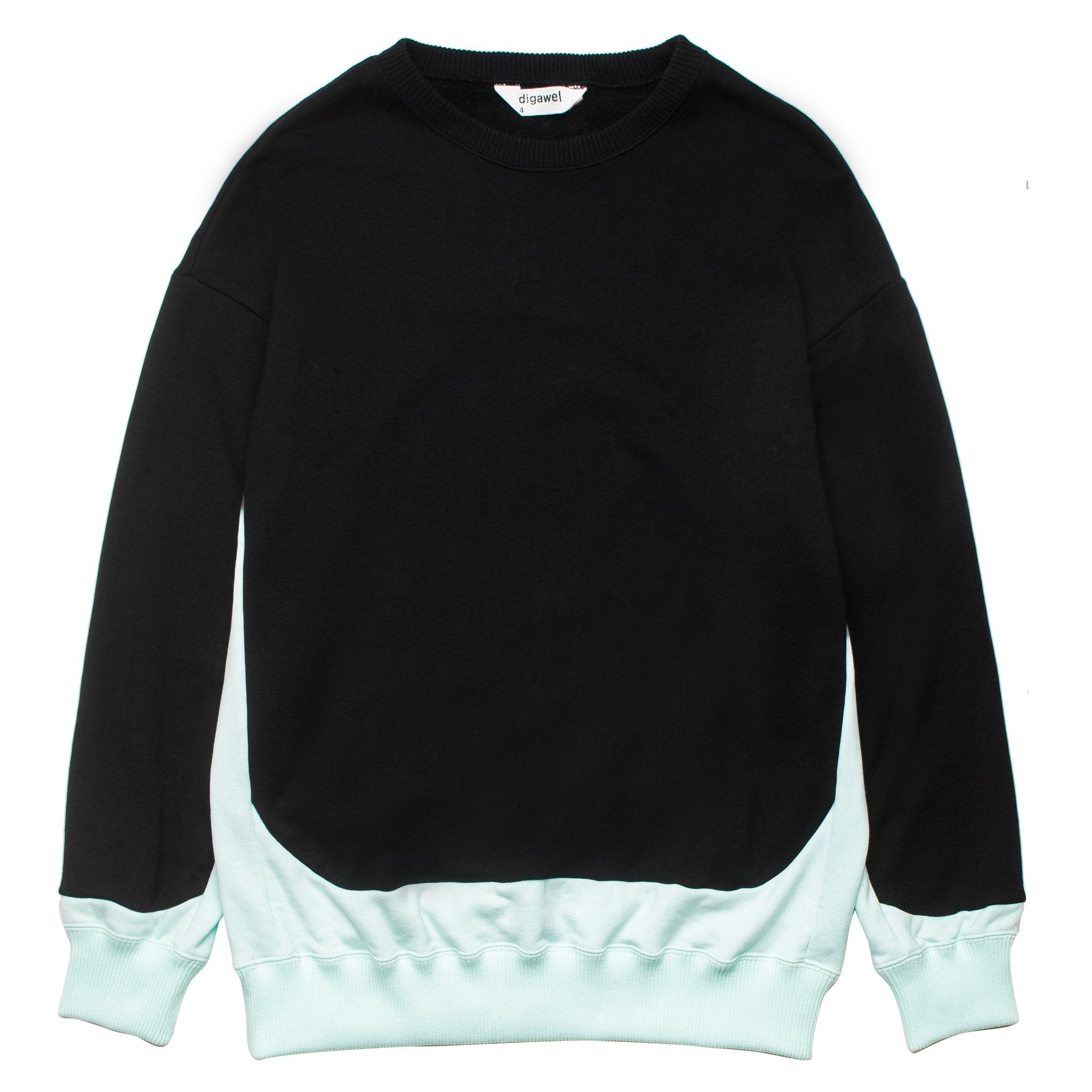 Mix Colour Sweat DWROA116Y Black