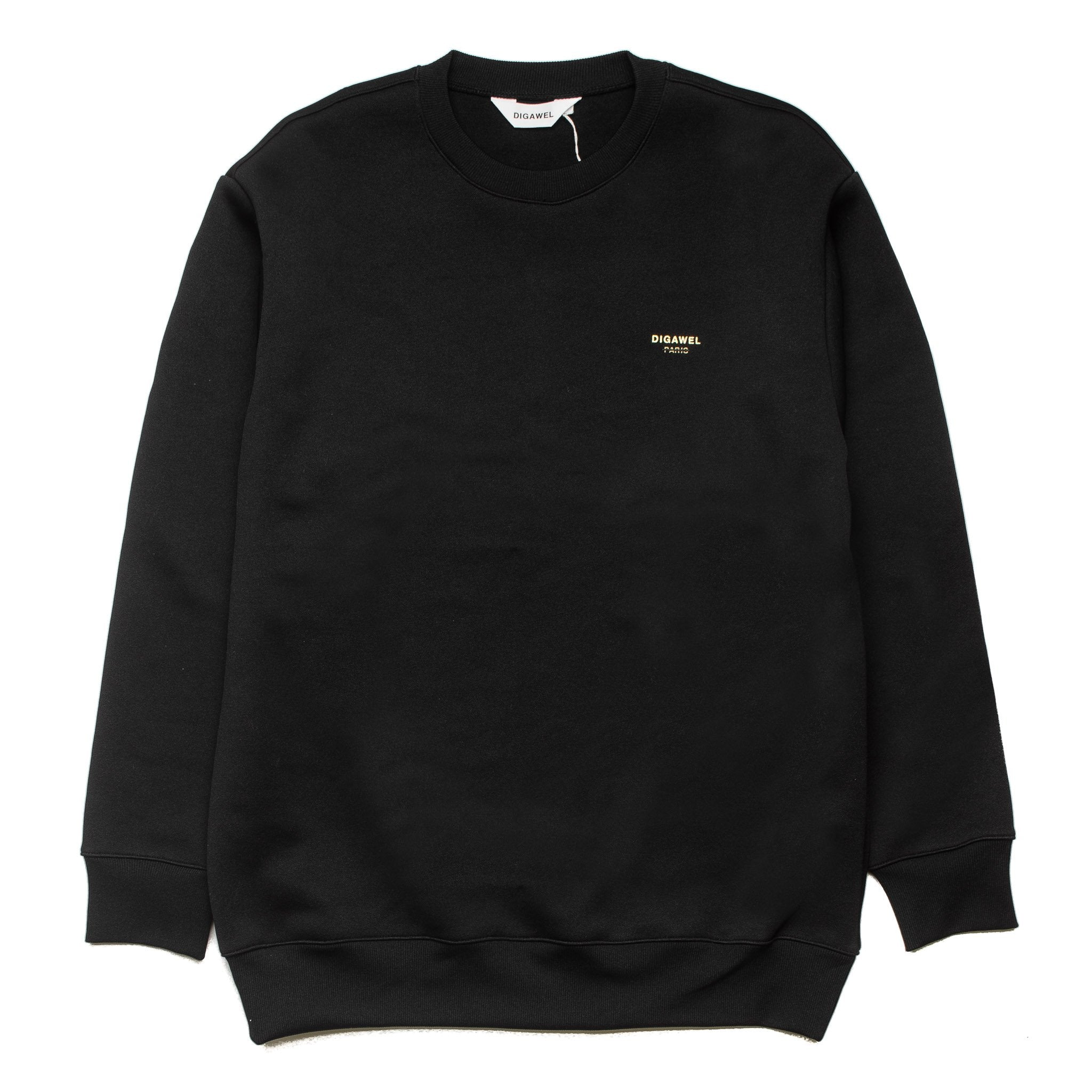 Not Paris L/S DWROA061 Black