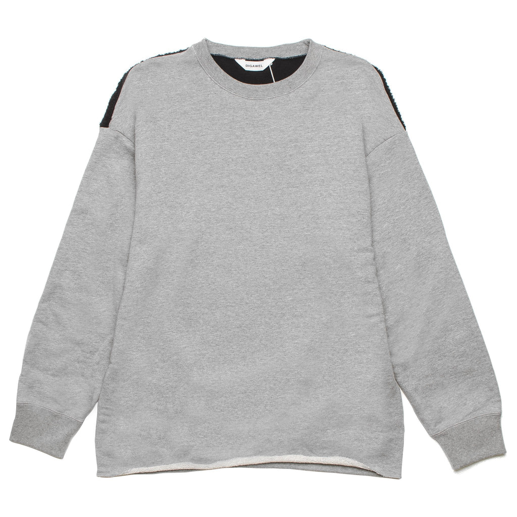 Switch Sweatshirt DWROB047 Grey