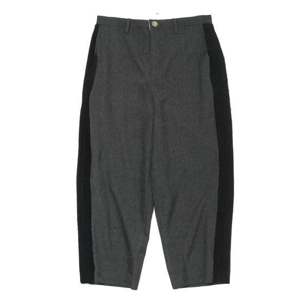 Side Shaggy Switch Pants B017