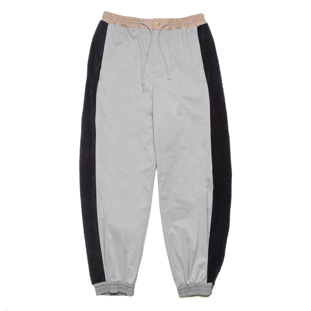 Nylon Pile Pants DWROB017 Grey