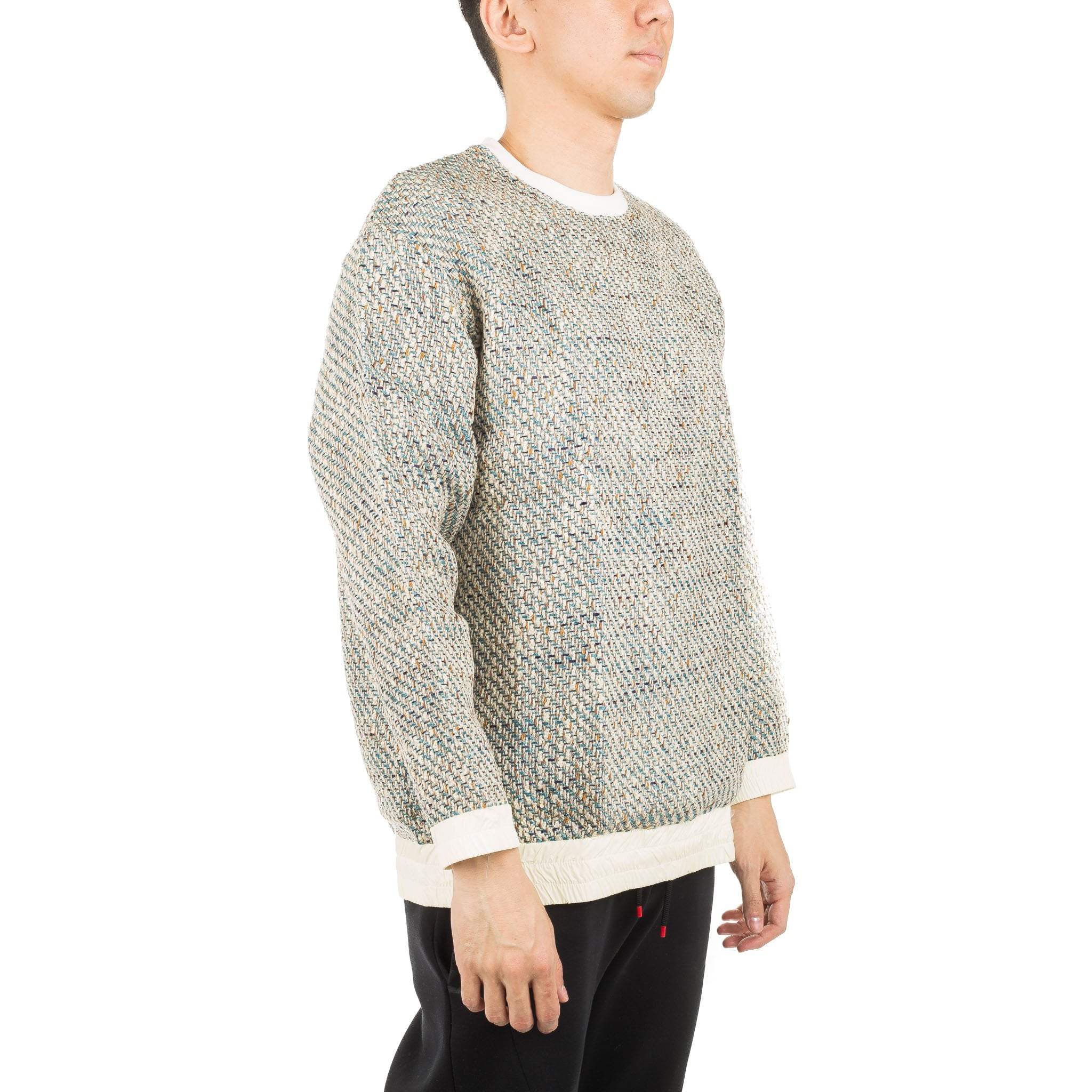 Rug Pullover DWROB043 Blue