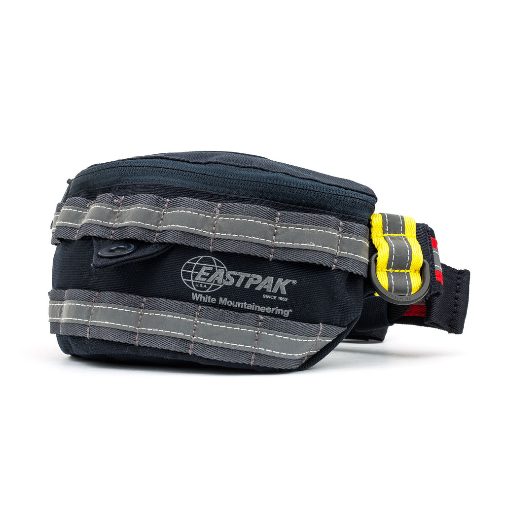 x Eastpak Reflective Waist Bag WM1971804 Navy