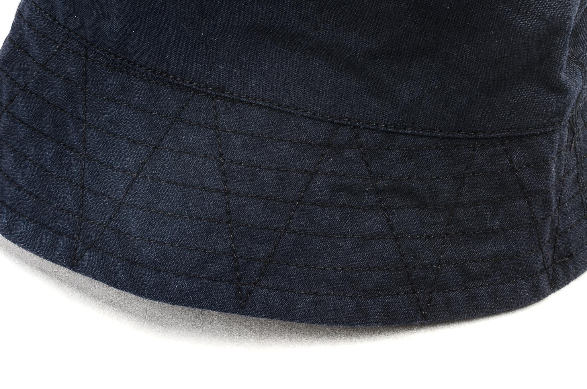 Bucket Hat Navy Nyco Ripstop
