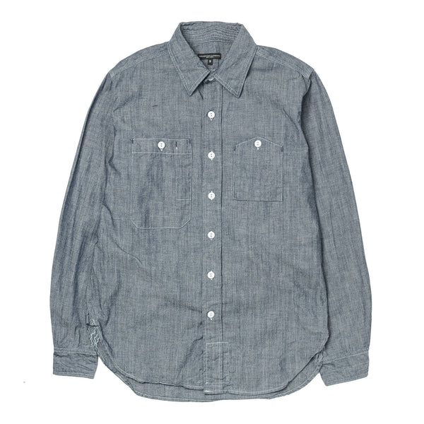 Work Shirt Blue Cone Chambray