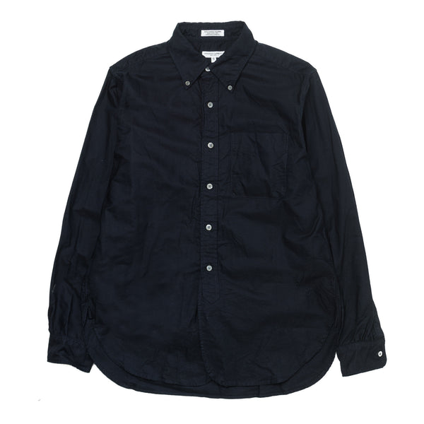 19 Century BD Shirt Cotton Oxford Navy