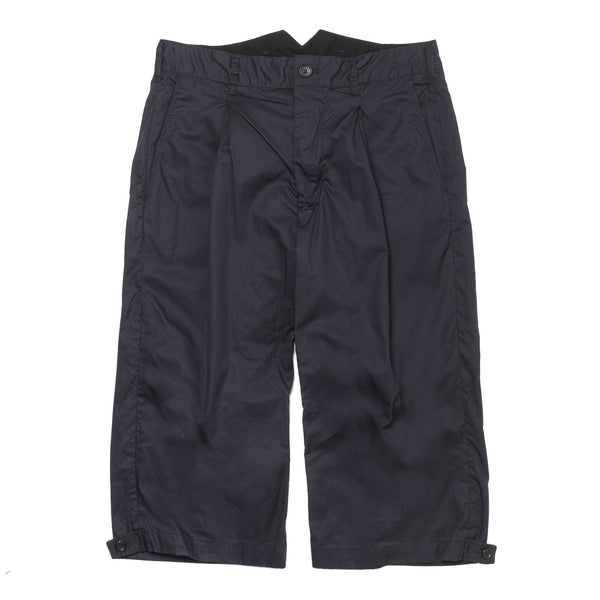 WP Half Pant High Count Twill Dark Navy
