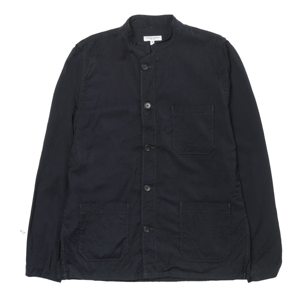 Daytone Shirt Tropical Wool Navy