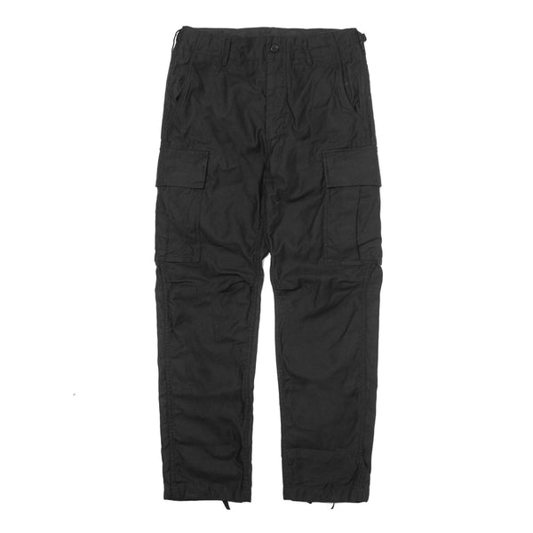 BDU Pant Reversed Sateen Black