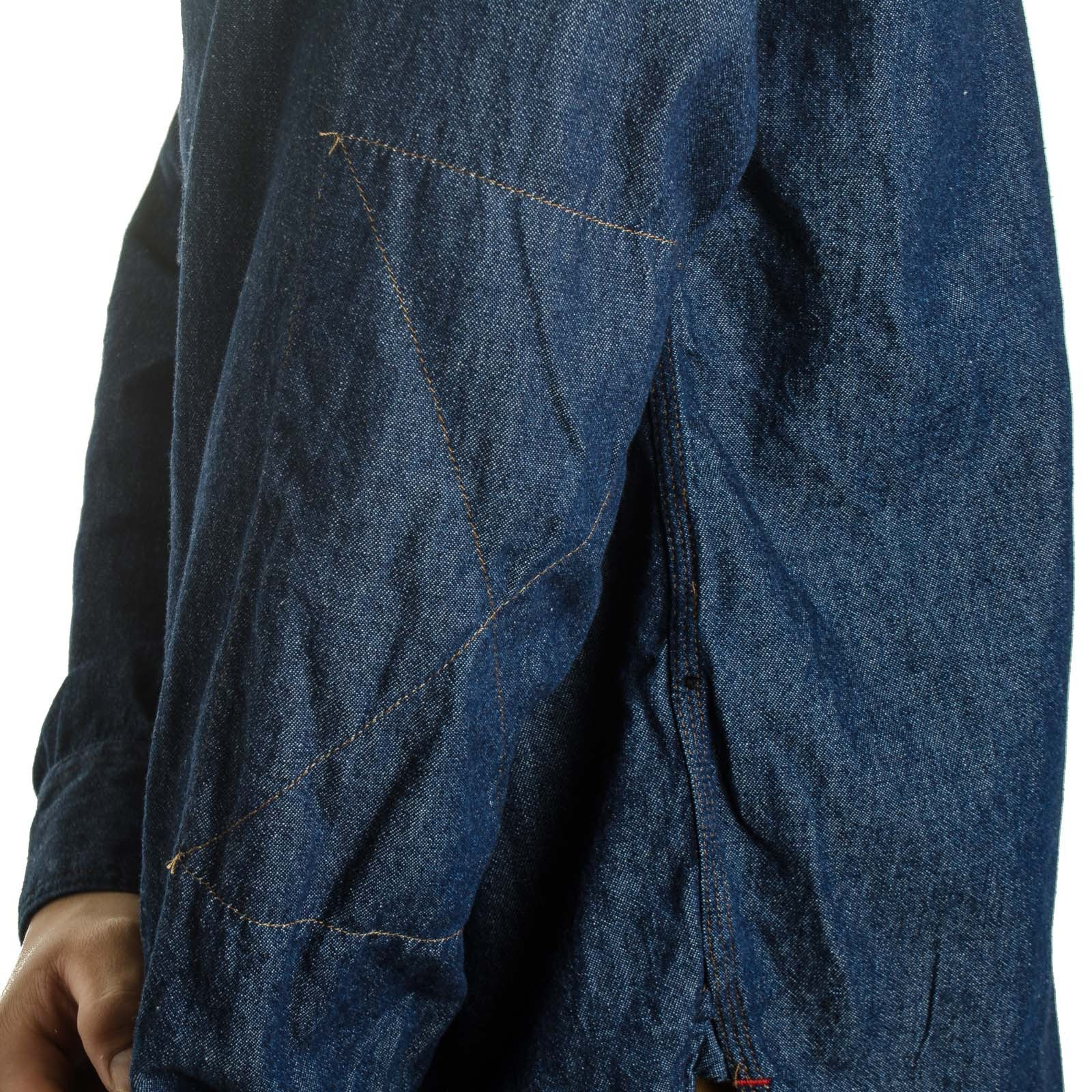 Work Shirt Indigo 6oz Denim