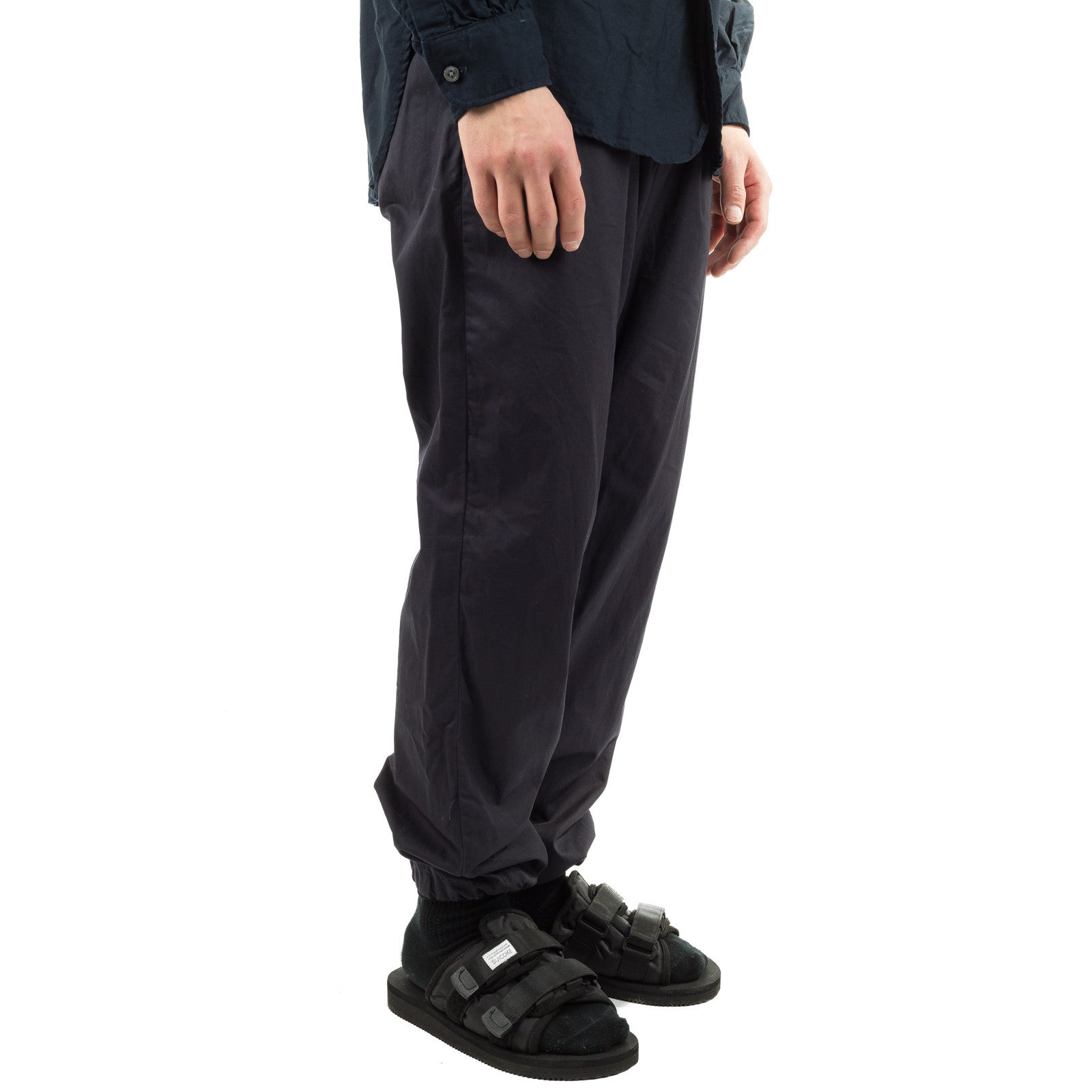 Charles Pant High Count Twill Dark Navy