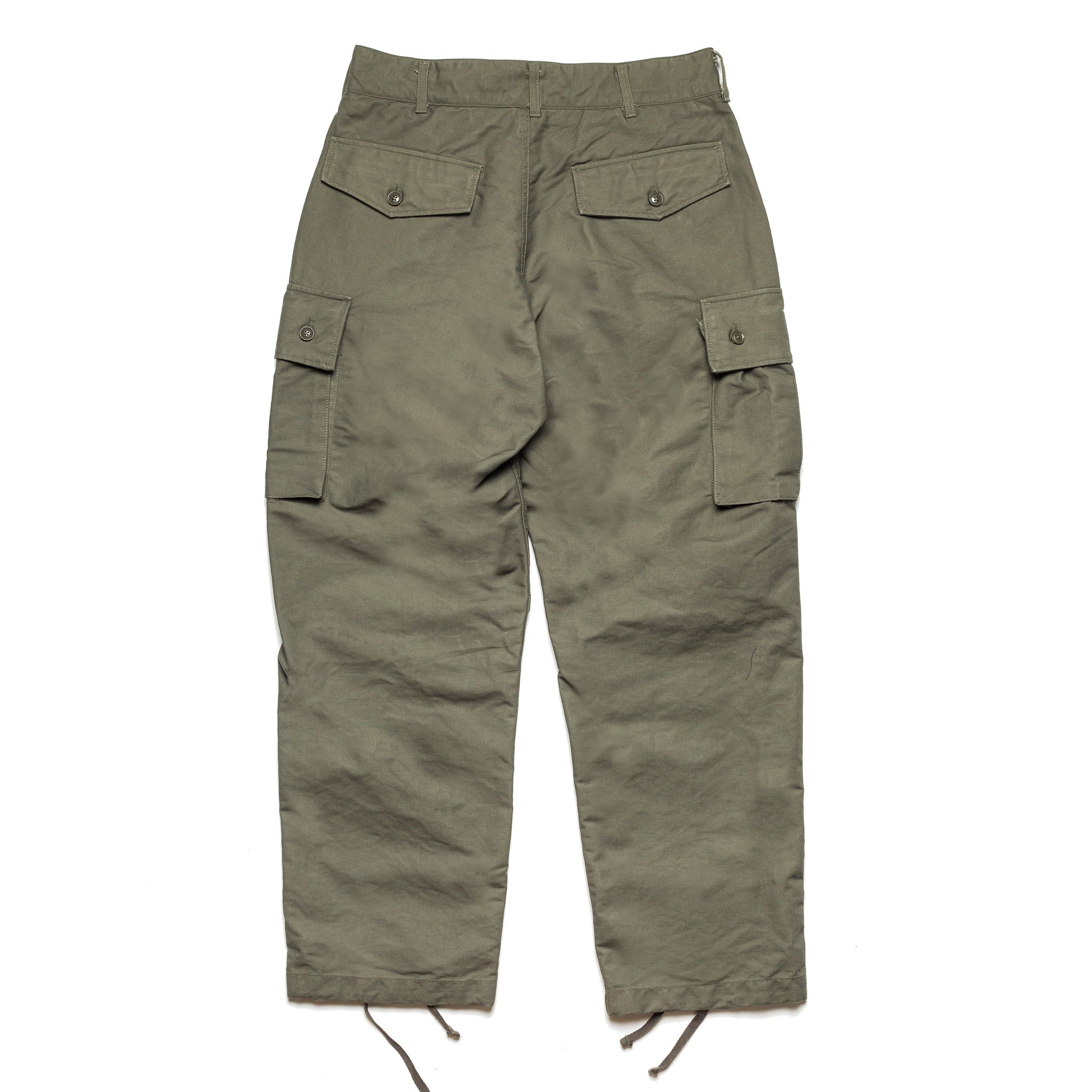 FA Pant Double Cloth 20F1F016 Olive