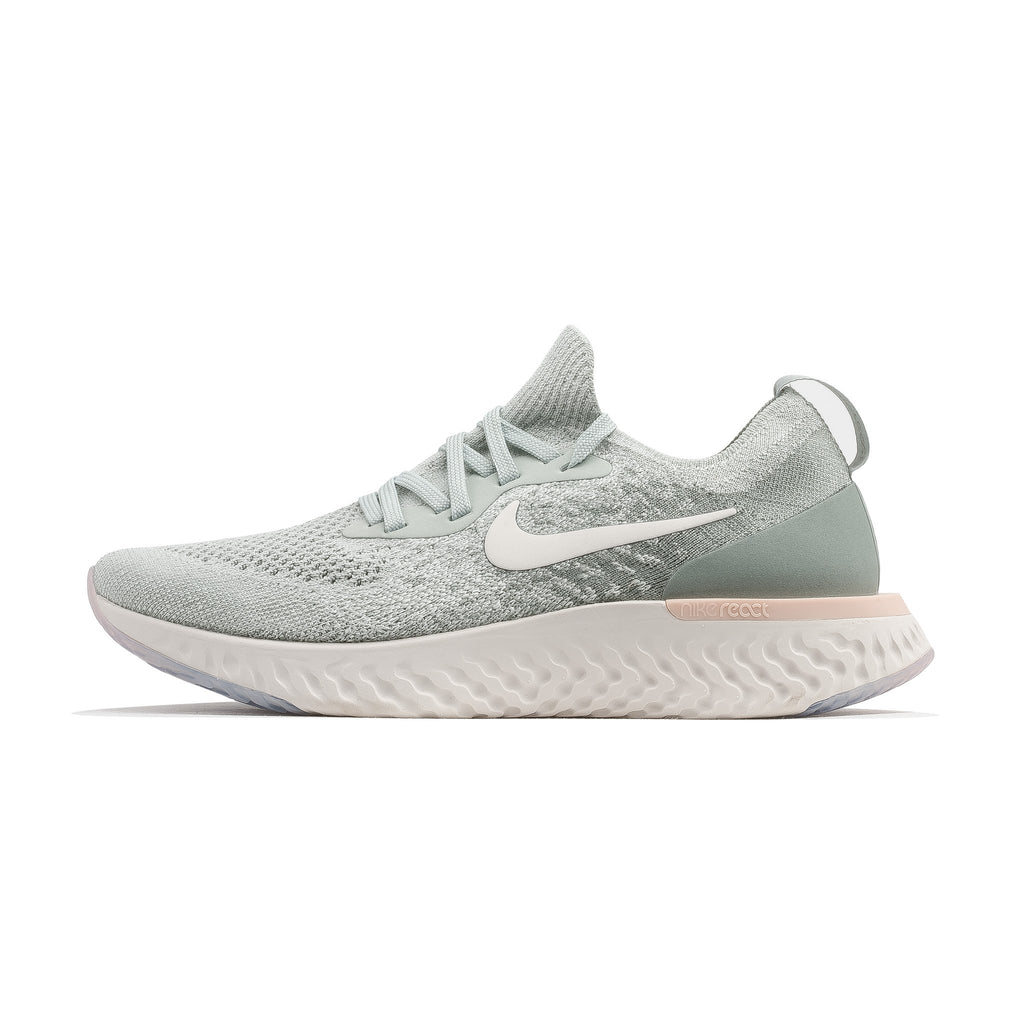 Wmns Epic React Flyknit AQ0070-009 Light Silver