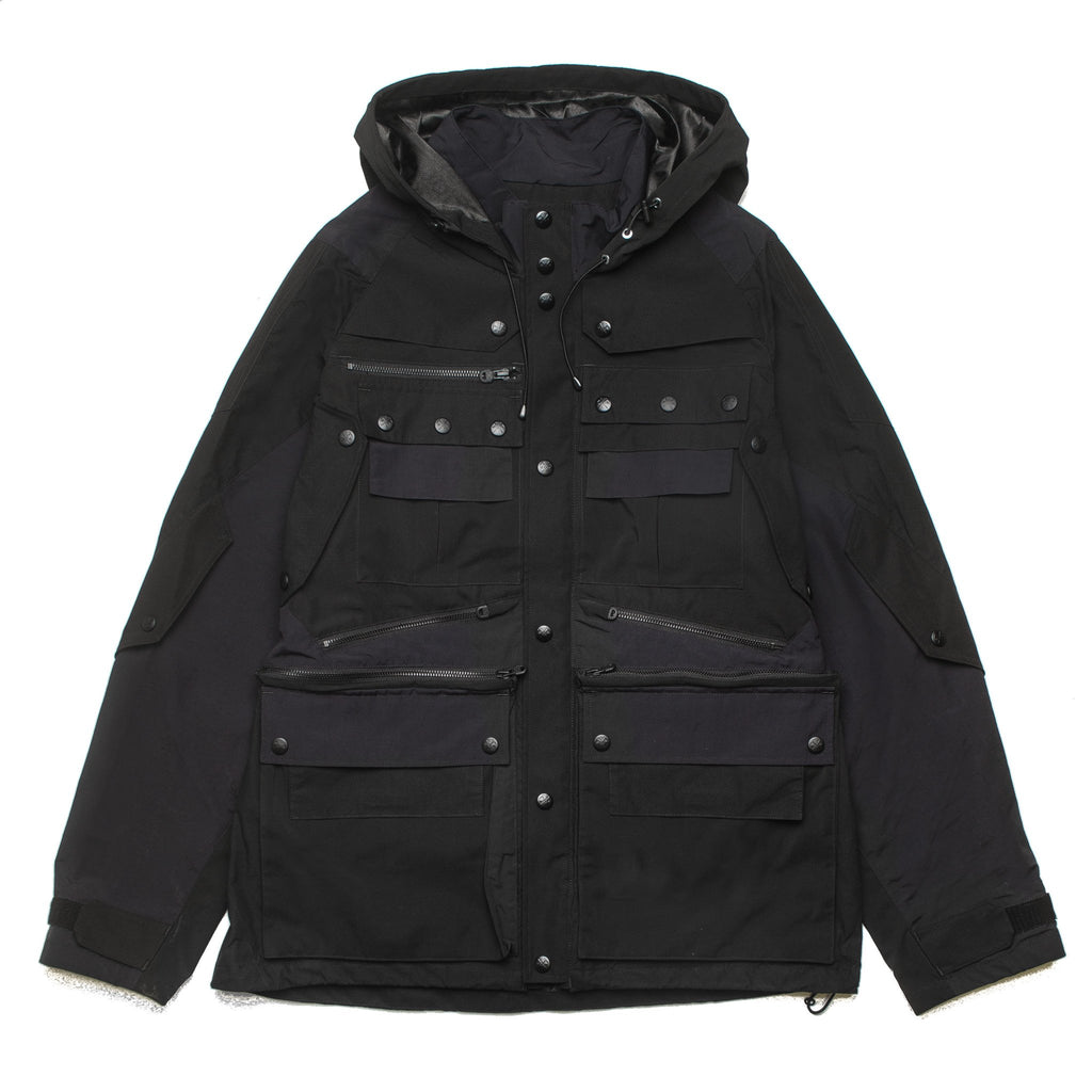 Luggage Mountain Parka WM1873201 Black