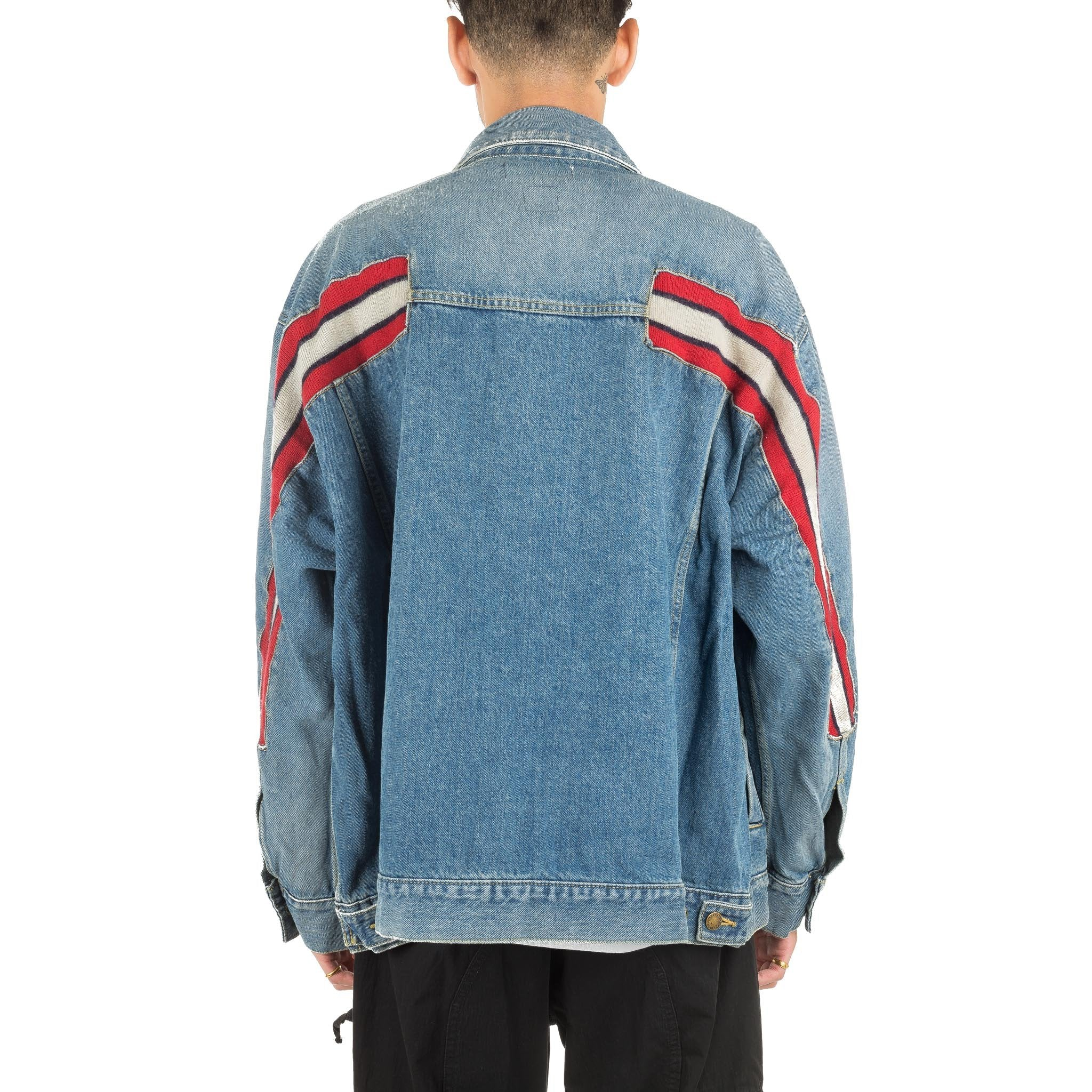 Facetasm Denim Jacket MRC-JK-U02