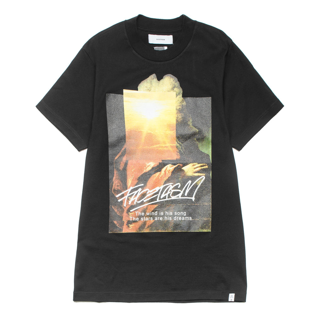 Sunset Tee CHGTEEU07 Black