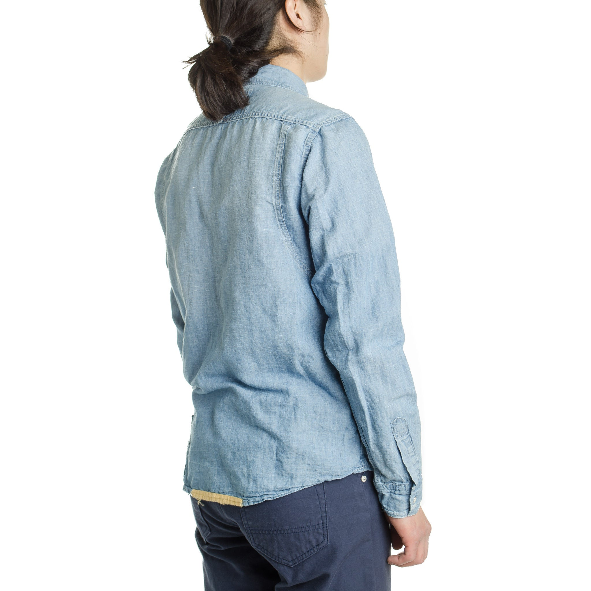 Denim Shirt 5YR Wash