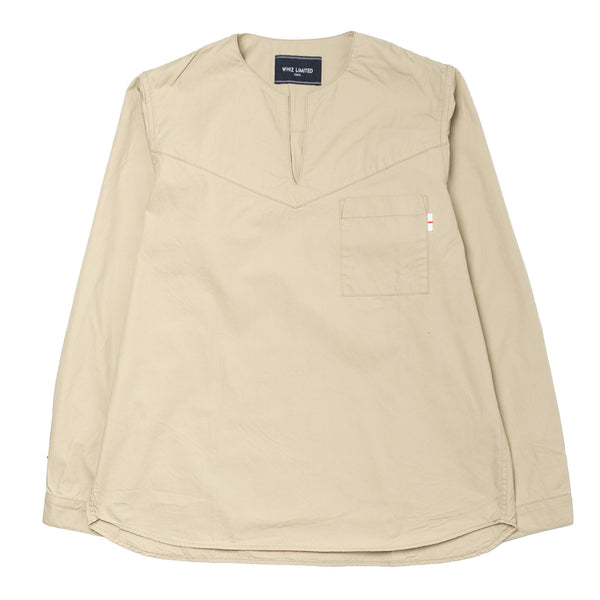 Cut Shirt WL-S-11 Beige