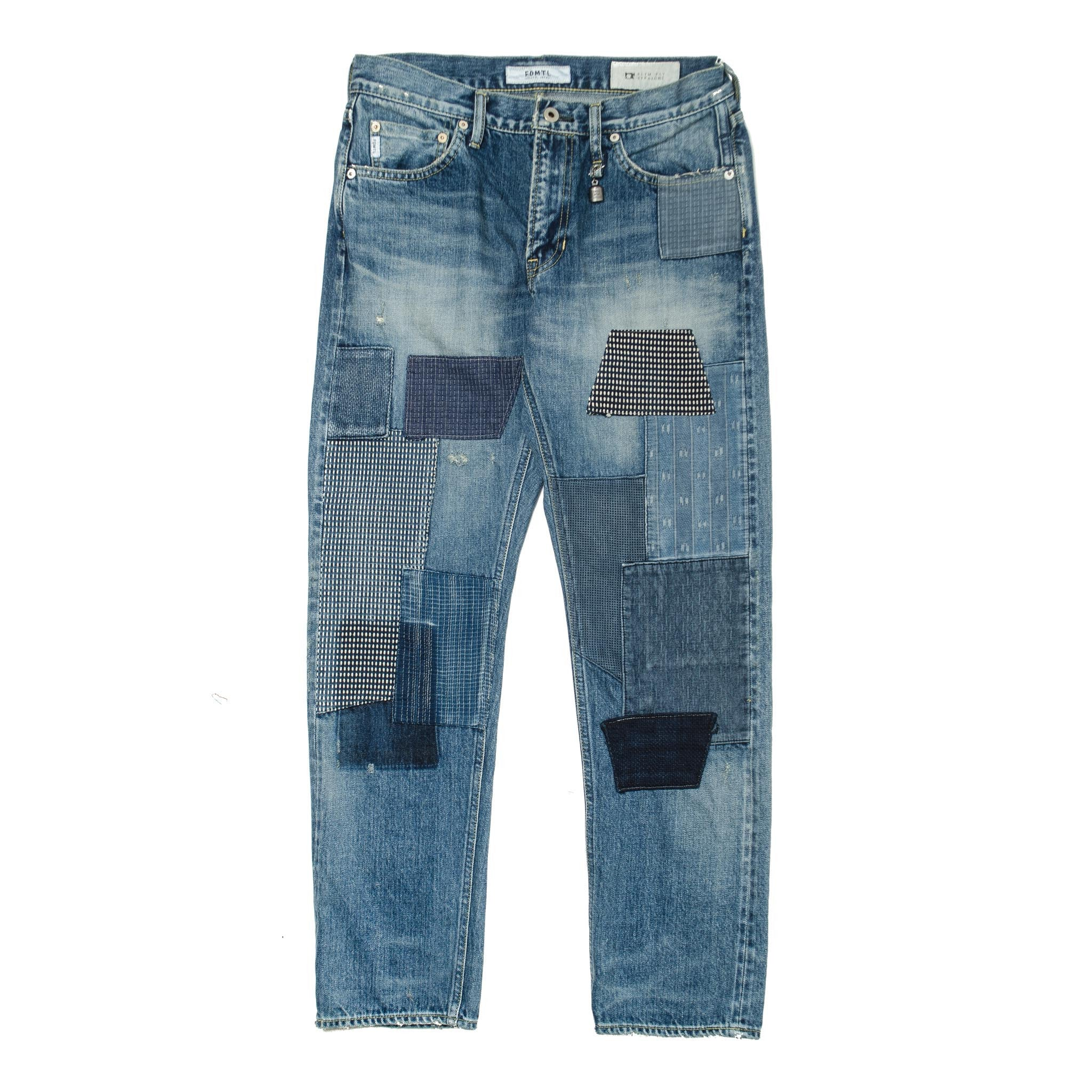 Trace Denim CS35 MT35