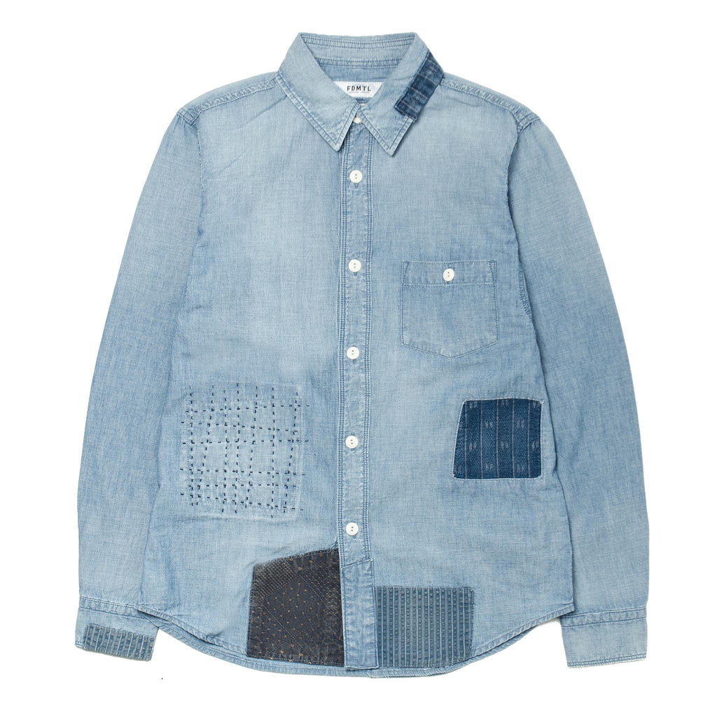 Denim Shirt 3YR Wash SH13N