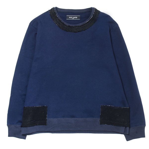 W Sweat Shirts WL-C-21  Navy