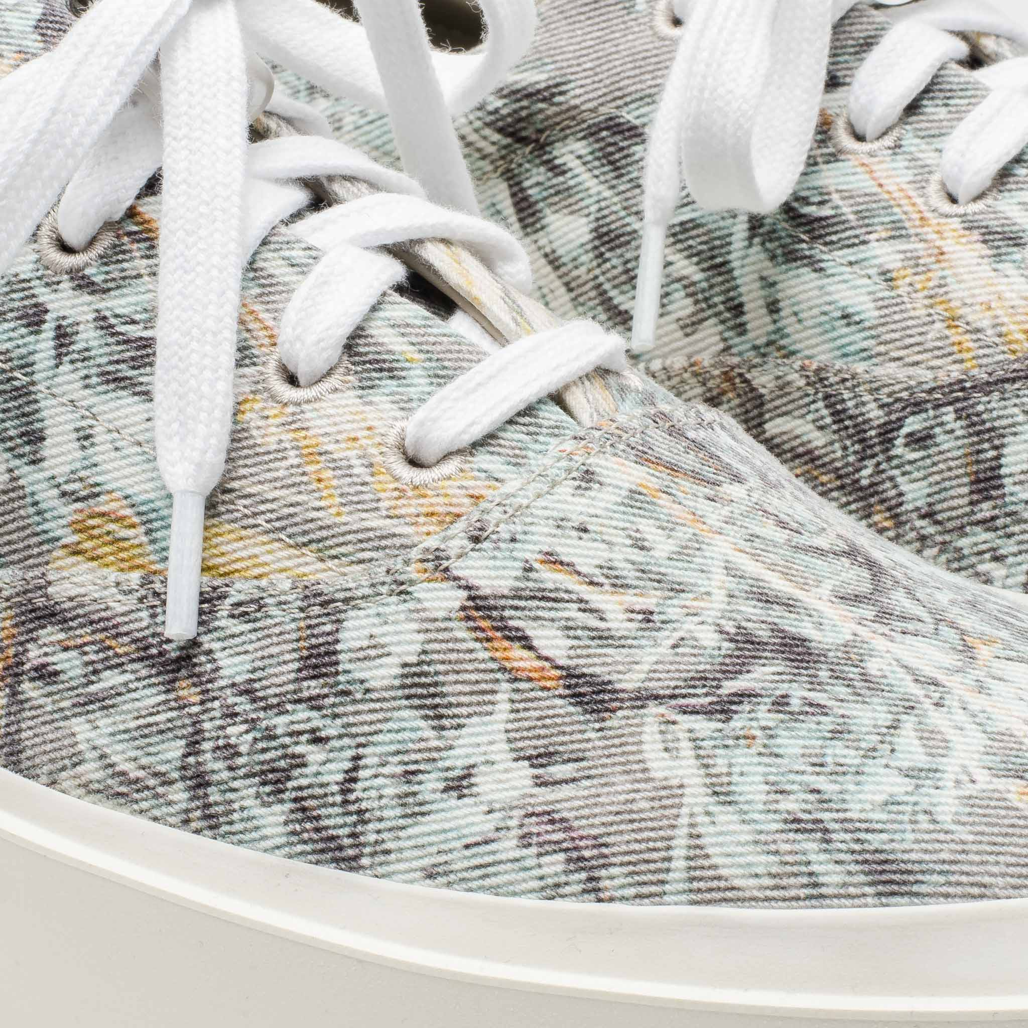Era Lace Up Sneaker 340 Prairie Camo