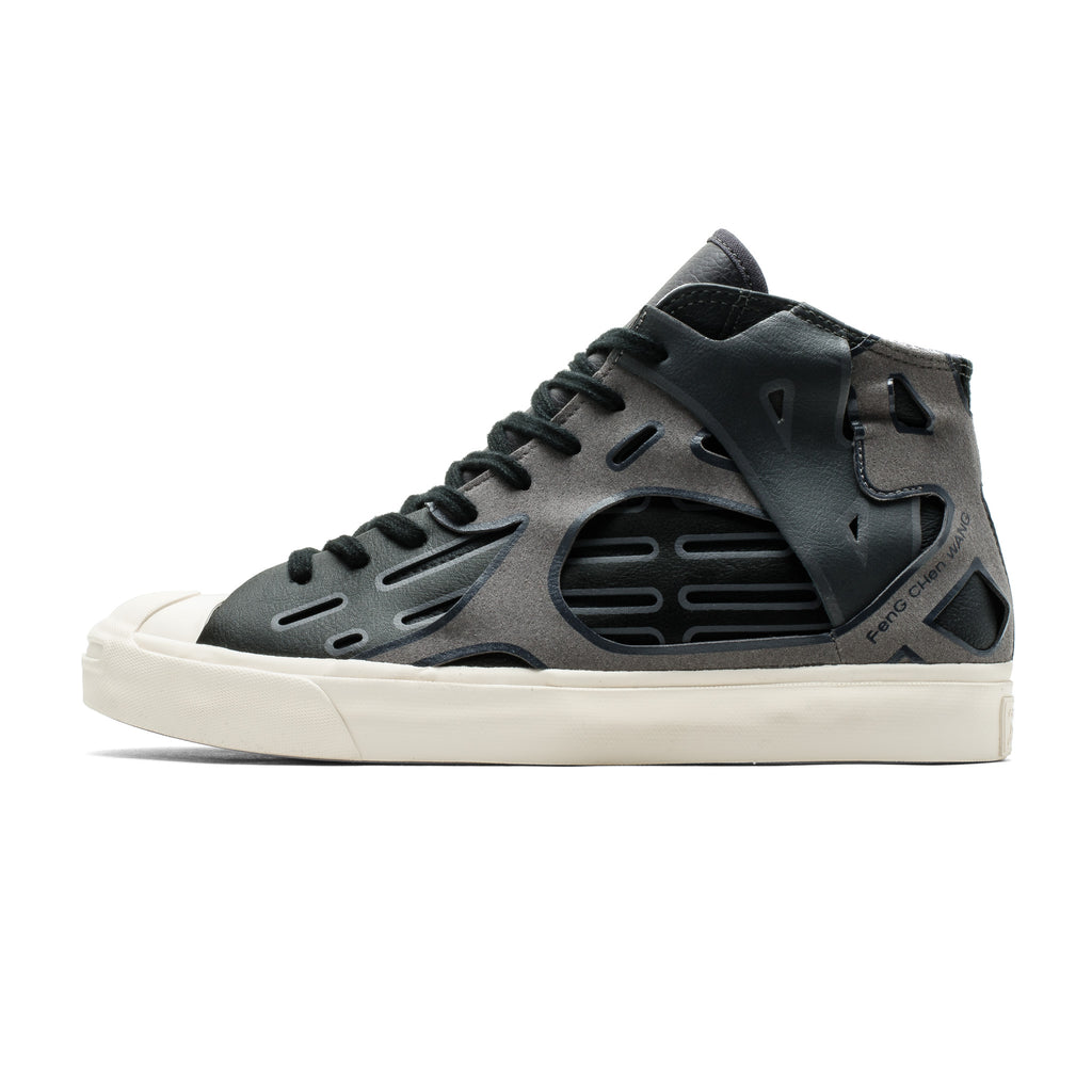 Converse x Feng Chen Wang Jack Purcell Mid 169008C Obsidian