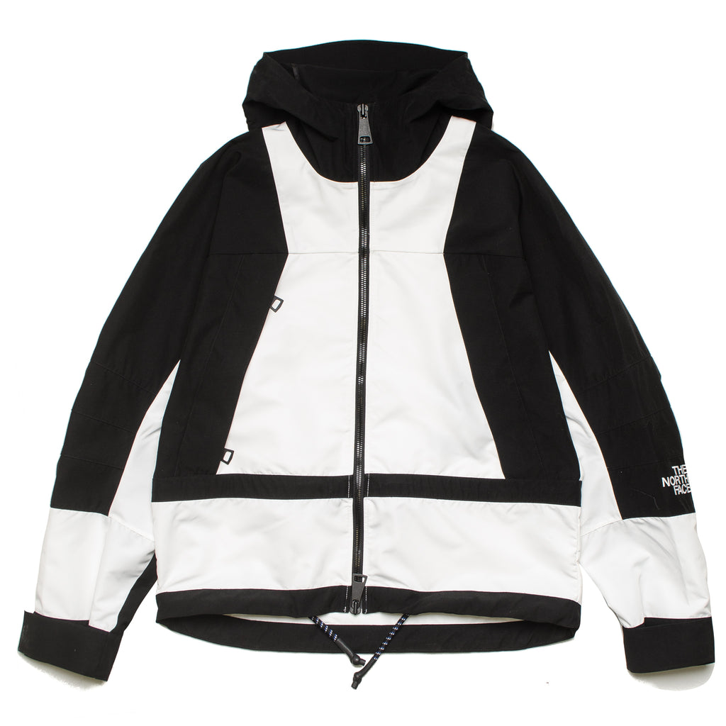 TNF Black Series MTN Parka White