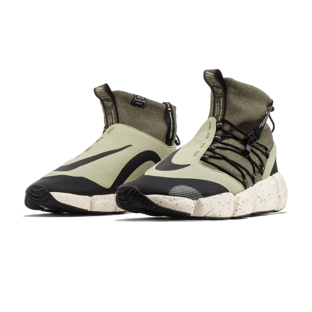 Air Footscape Mid Utility DM AH8689-200 Olive