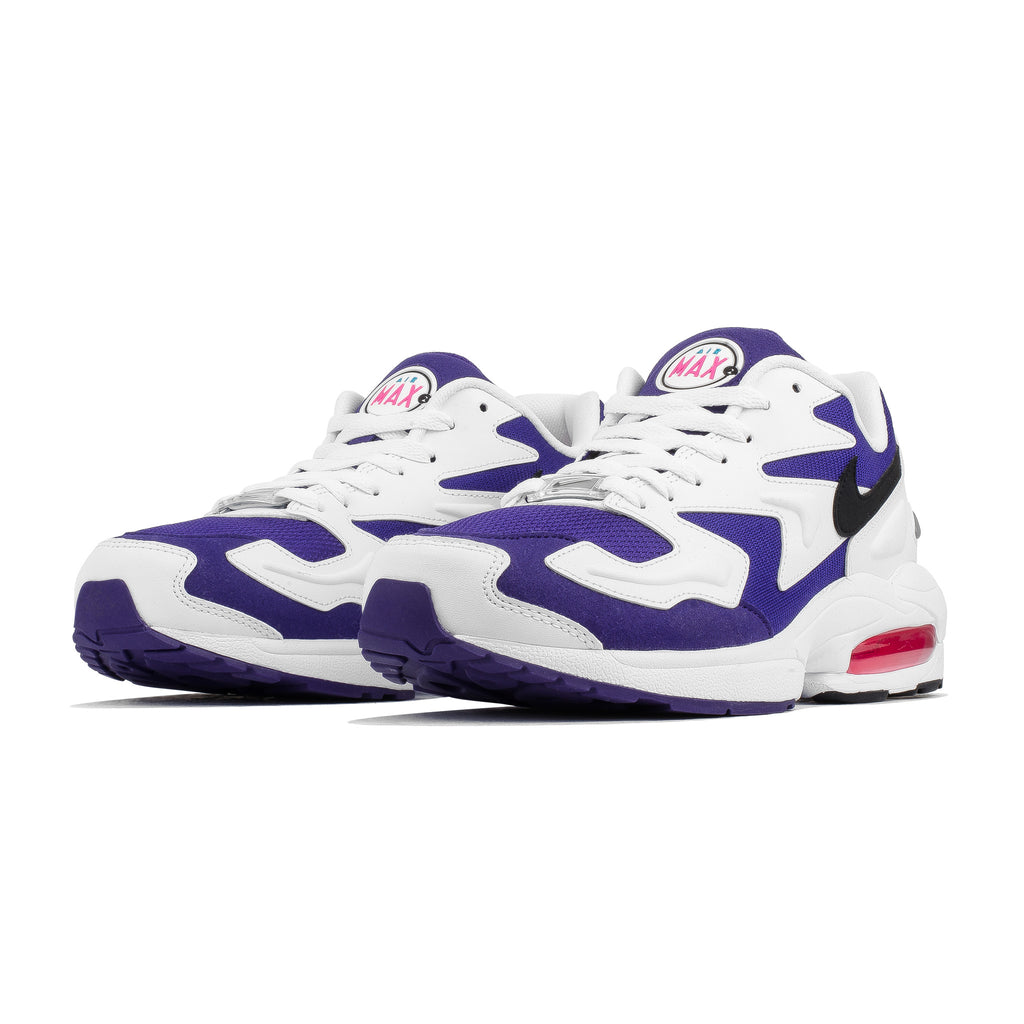 Air Max 2 Light AO1741-103 White/Court Purple