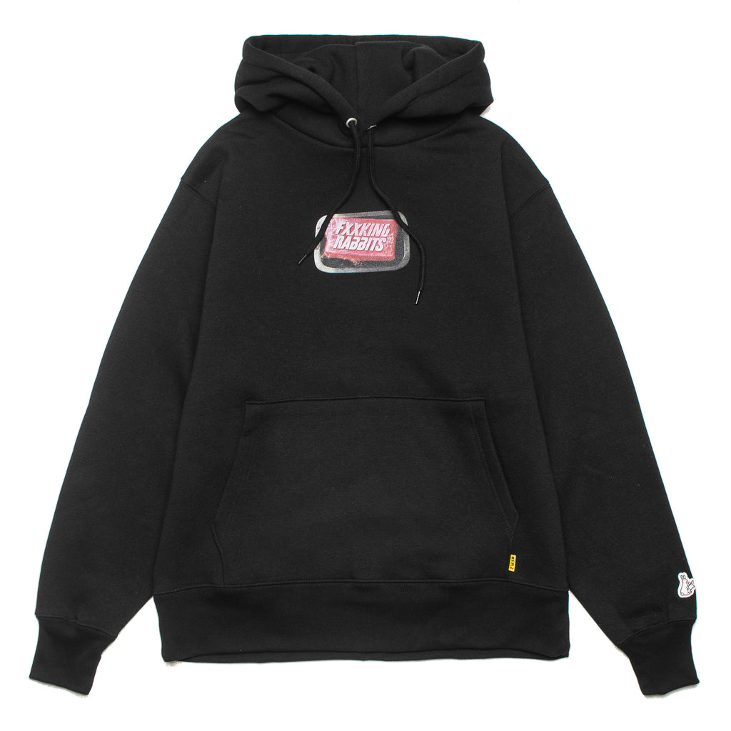 Smoking Kills Photo Hoodie Black