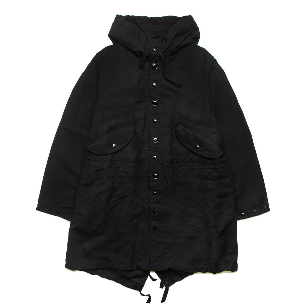 Highland Parka Black F8D1680 F8-83