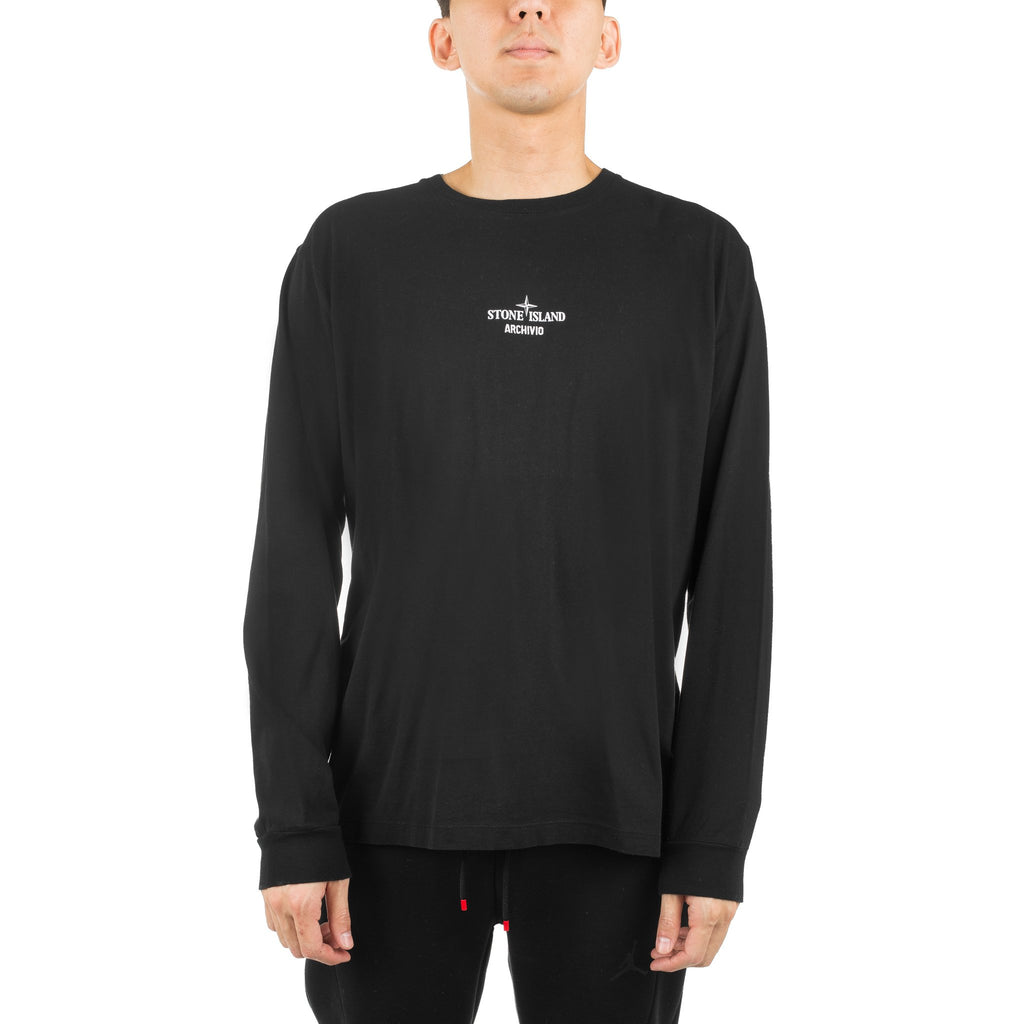 Archivio L/S Tee69152ML91 Black