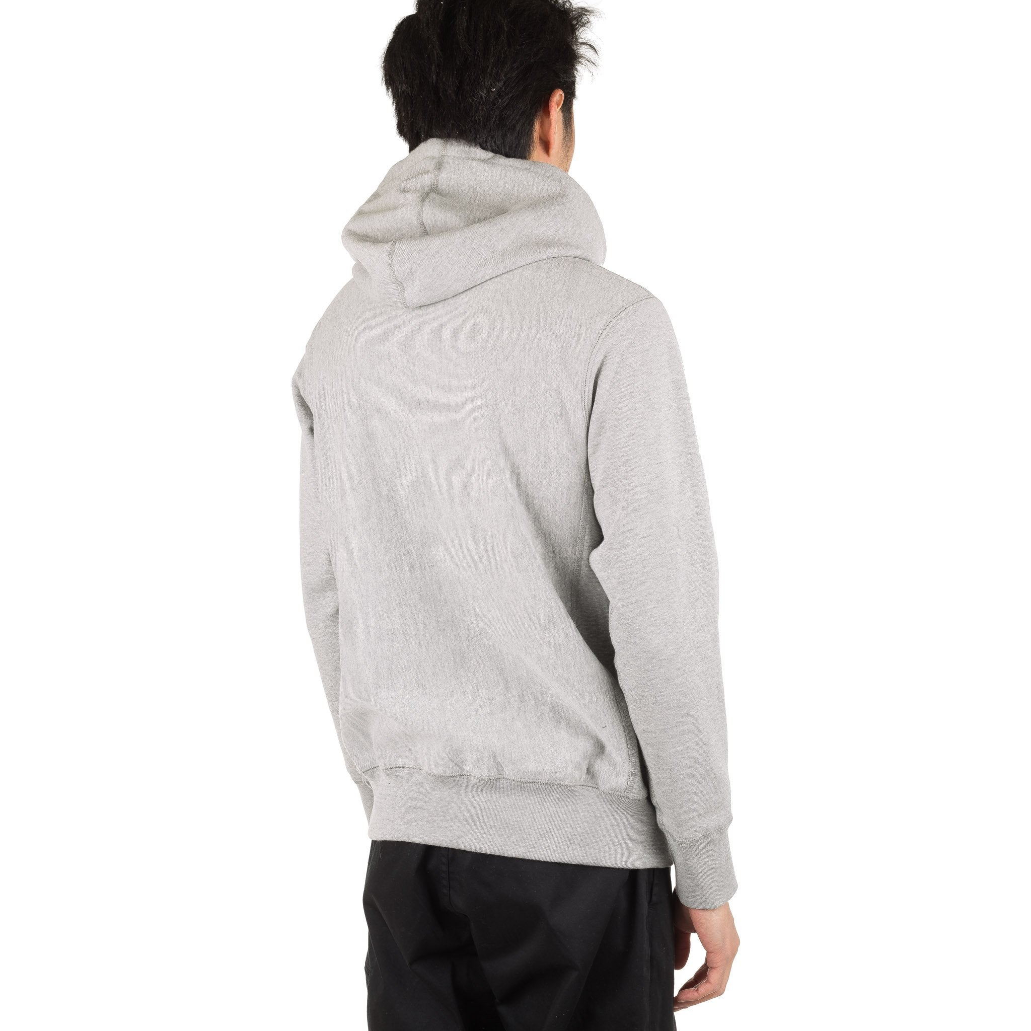 RBW Box Logo Sweatshirt Grey