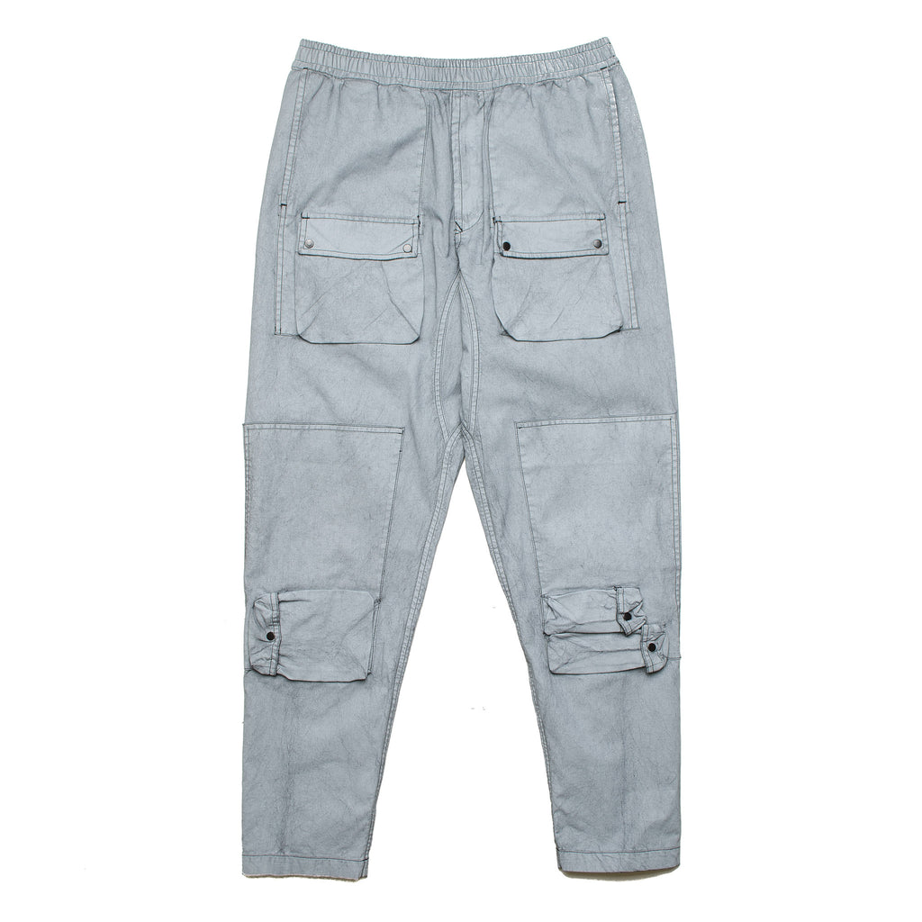 Canvas Placcato Trouser 701531163 V0029 Frost